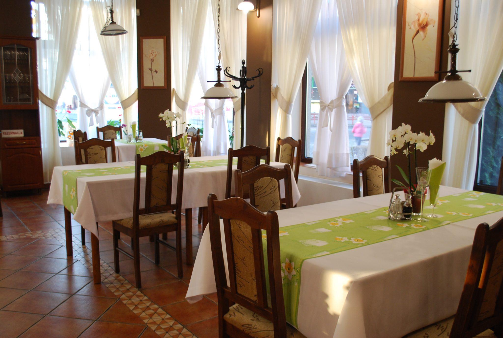 restauracja Słubice - Hotel Anka